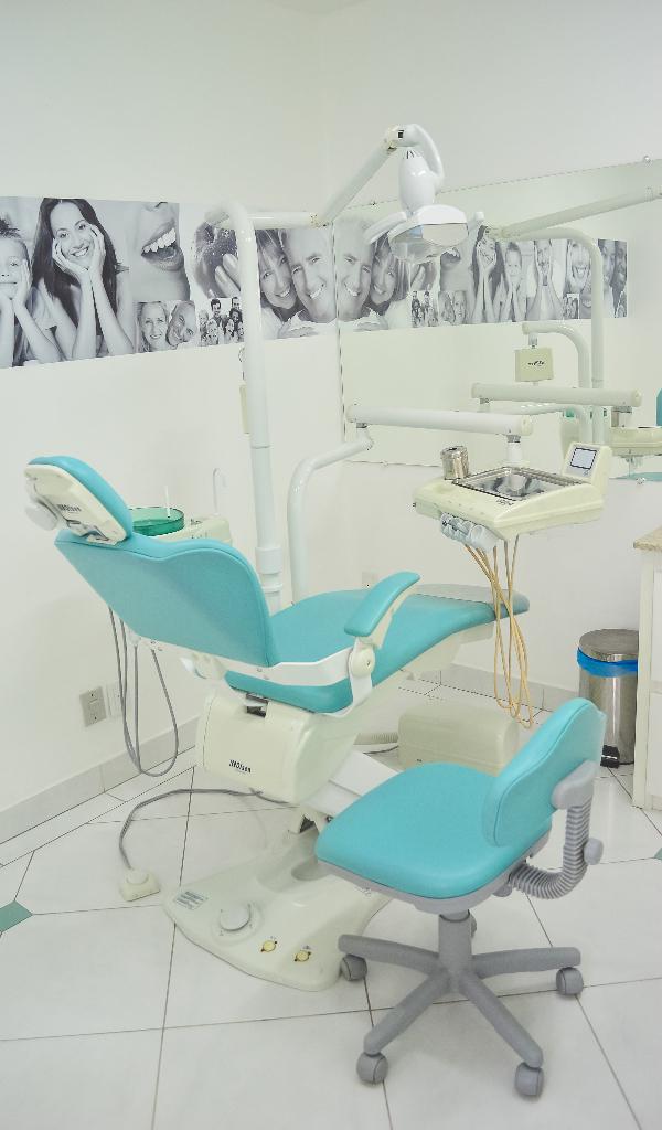 image siège de dentiste